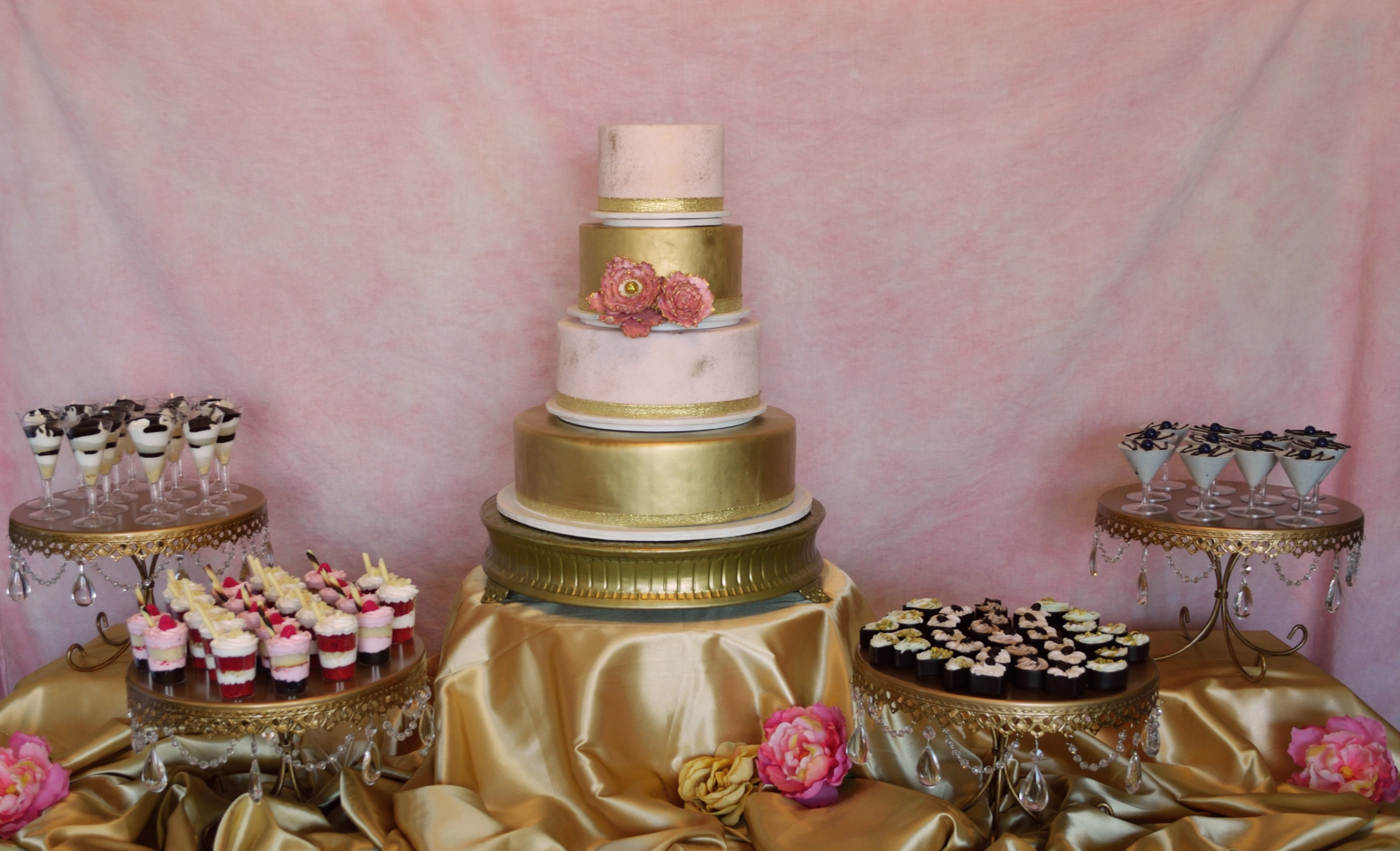 Dessert Tables & Set up Rentals