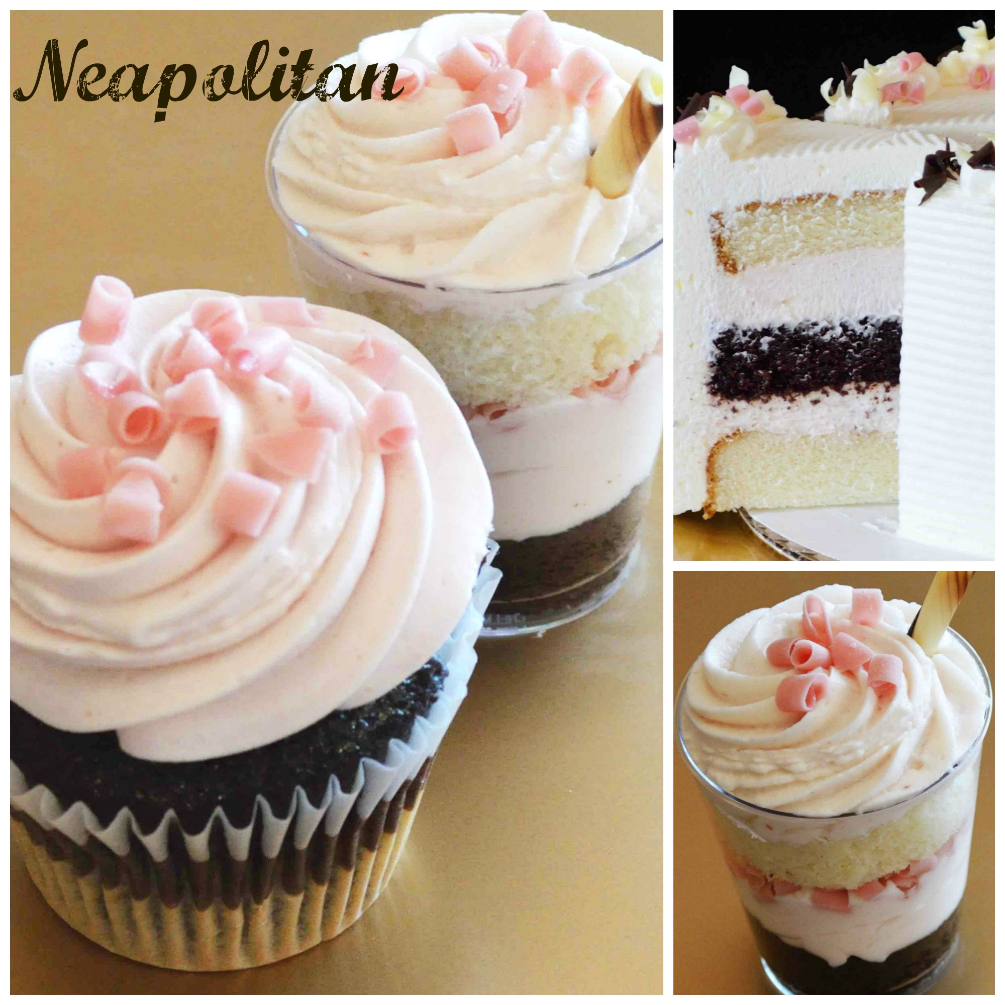 neapolitan collage