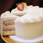 lemon-strawberry-torte